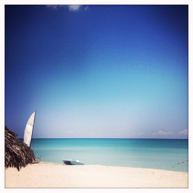Varadero's beaches look photoshopped. They're not.